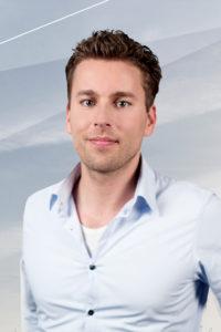 Patrick Klingberg hält einen Vortrag und steht beim Speed-Dating als Experte zur Verfügung.
