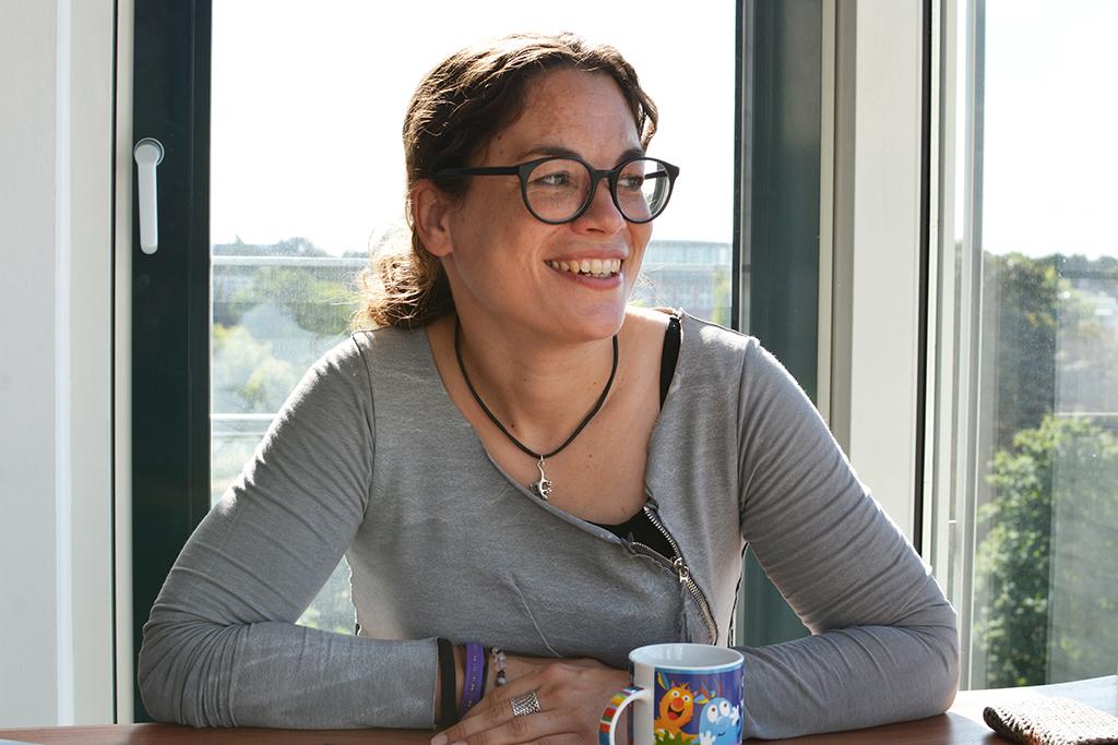 Existenzgründung als Kinderbuchautorin. Für Katharina Mauder hat sich der Schritt in die Selbstständigkeit gelohnt.