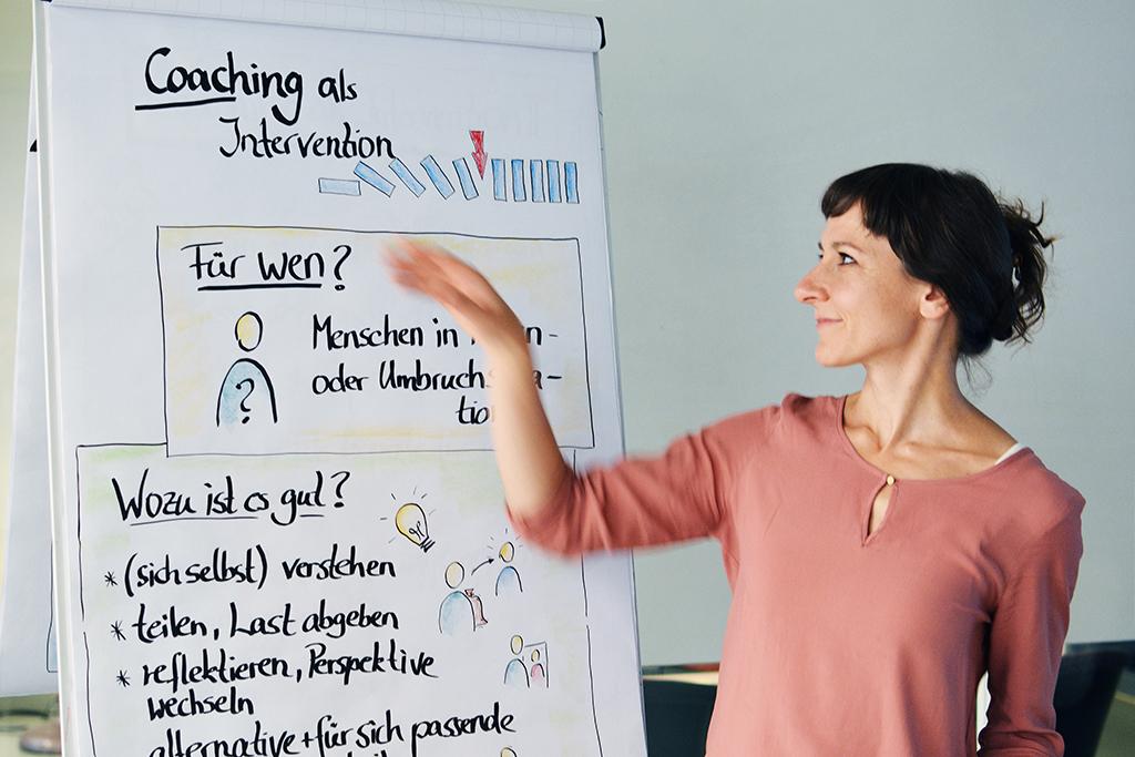 Coaching für Eltern mit Kindern - Existenzgründerin Antje Rach aus Hamburg