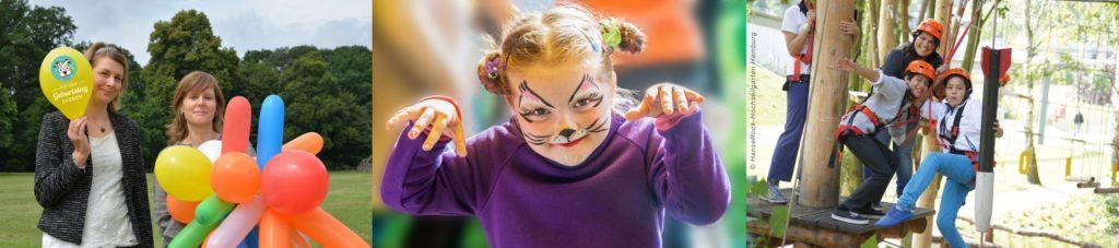 Für Eltern ist das Angebot von kindergeburtstag.events kostenlos
