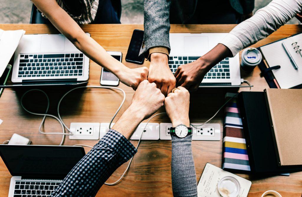 Netzwerke und Kooperationspartner sind wichtige Bausteine der Selbstständigkeit.