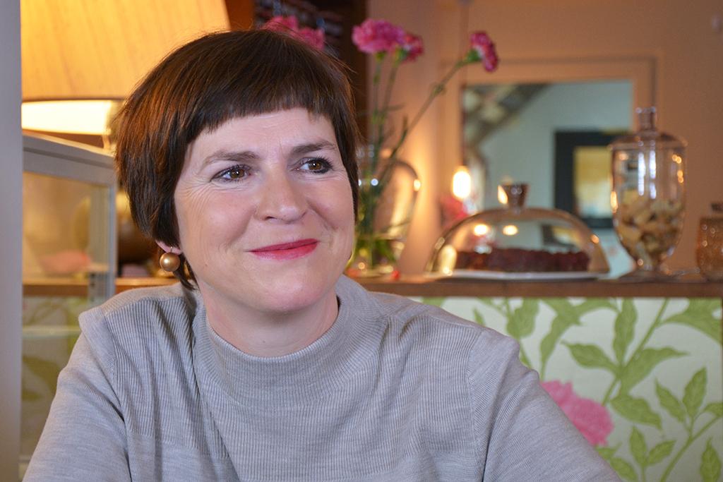 Existenzgründerin mit Begeisterung für das Backen: Katrin Rauser